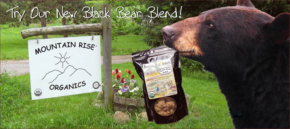 Mountain Rise Black Bear Blend Granola