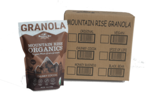 Organic Cocoa Nut Free Granola 6 pack